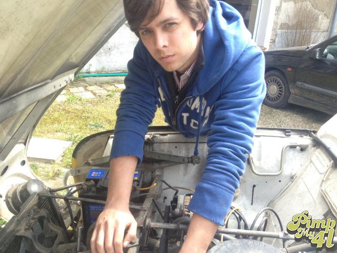 moteur 4L