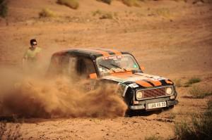 4L désert
