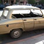 La 4L custom made in Maroc
