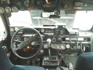 La 4L cockpit d'avion